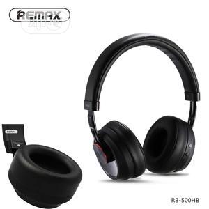 REMAX RB 500 HB Bluetooth Headphone   Headphones for sale in Lagos State, Ikeja
