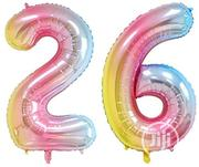 Number Balloon Multi-colour | Party, Catering & Event Services for sale in Lagos State, Kosofe