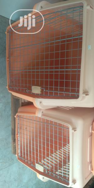 Transfer Dog Cage For Sale | Pet's Accessories for sale in Abuja (FCT) State, Gwarinpa