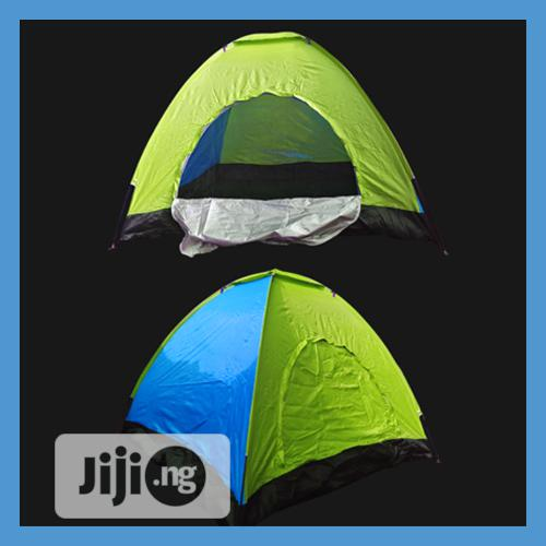 Quality Camping Tent (Waterproof, Sun-resistant)