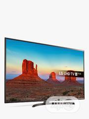 "LG 65"" UHD 4K Smart Magic Remote Model 65 UK6400 ( FOUANI)   TV & DVD Equipment for sale in Lagos State, Ojo"