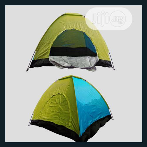 Compact Waterproof Camping Tent