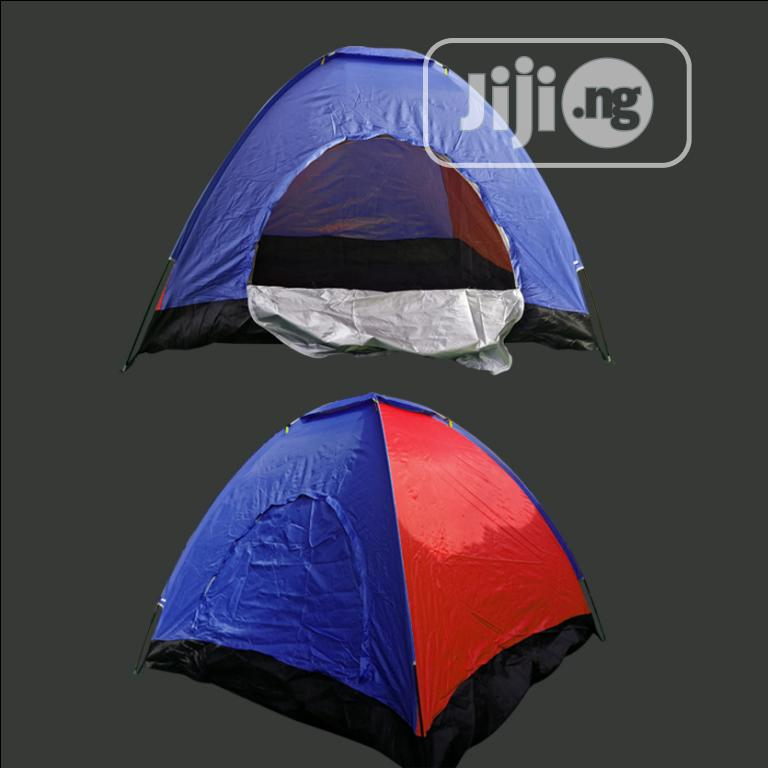 Standard Water-resistant Camping Tent