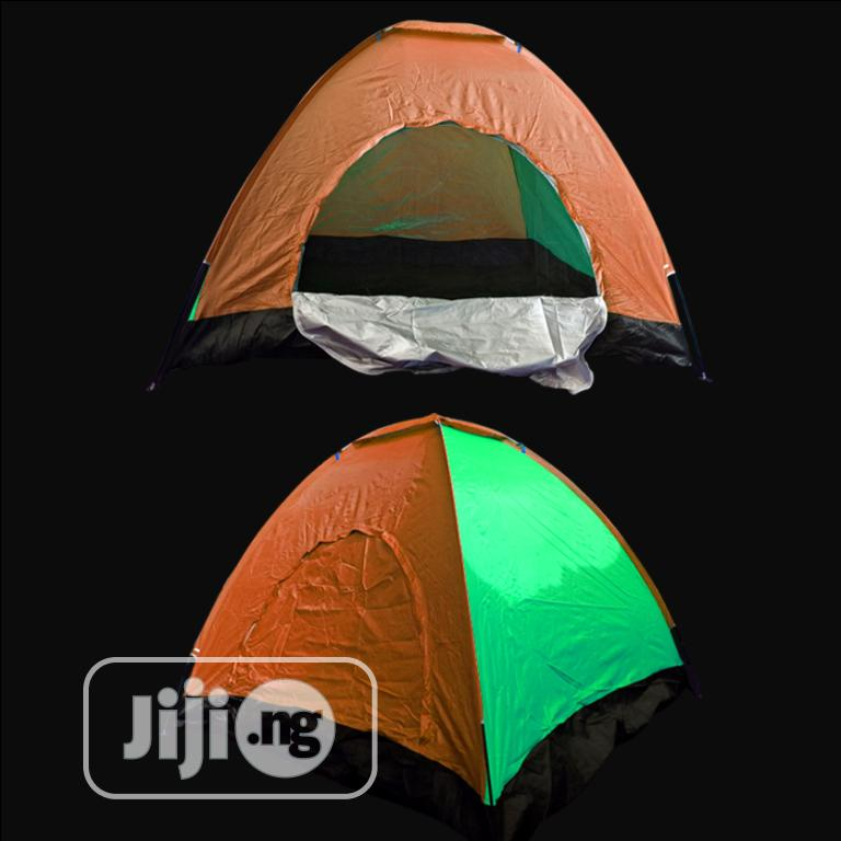 Durable Windproof Camping Tent