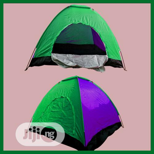 Very Durable Camping Tent (Weather-resistant)