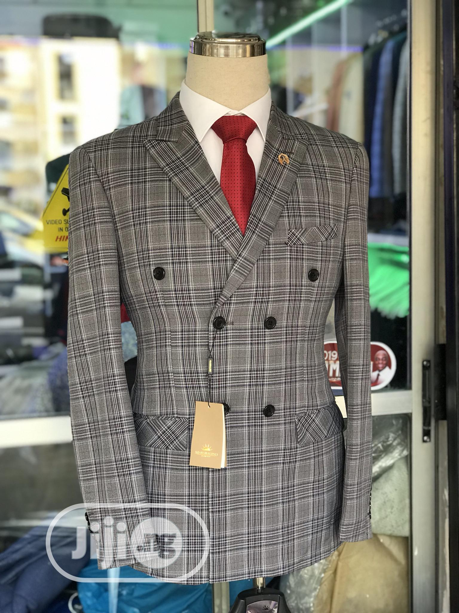 3 Piece Suit And Double Breasted Suit | Clothing for sale in Central Business Dis, Abuja (FCT) State, Nigeria