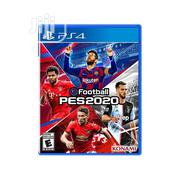 Konami PS4 Konami Football PES 2020 - Playstation 4 | Video Games for sale in Lagos State, Ikeja