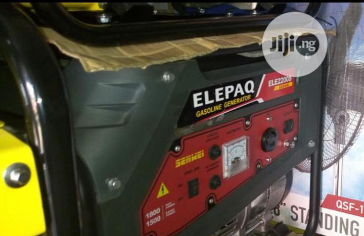 Elepaq Gasoline Generator ELE2200S