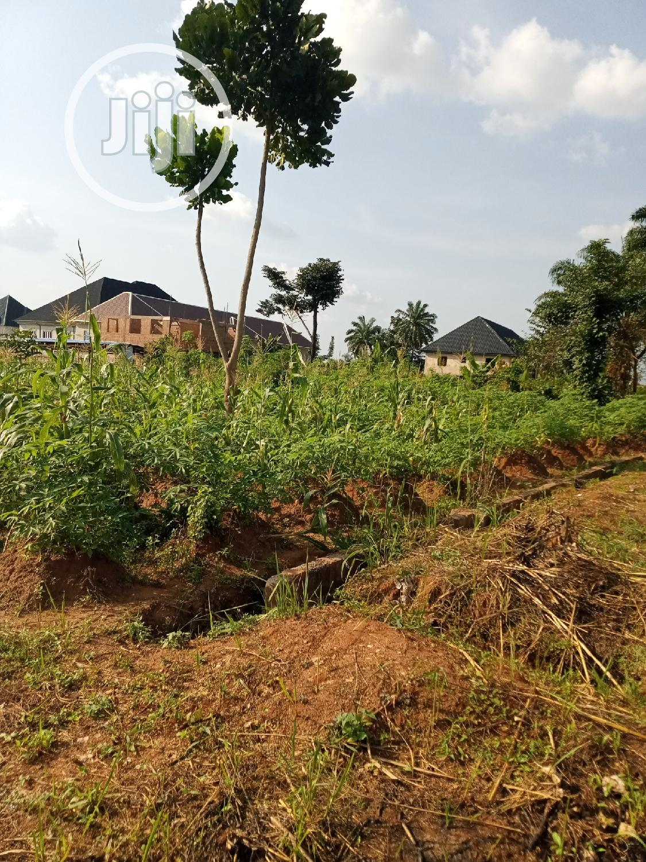 Half Plot of Land for Sale in Awka, Isu Area