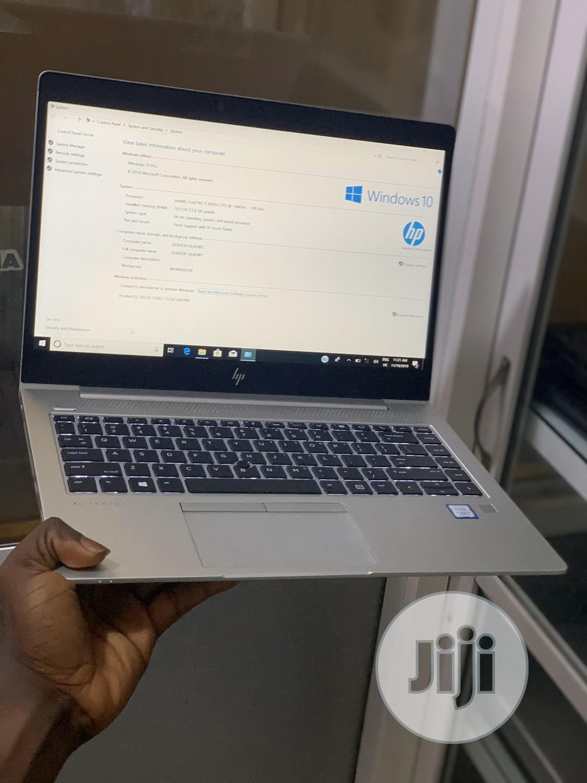 Laptop HP EliteBook 840 G5 16GB Intel Core i7 SSD 512GB