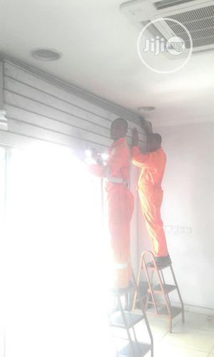 Roller Shutter. Automated or Manual.   Doors for sale in Rivers State, Obio-Akpor