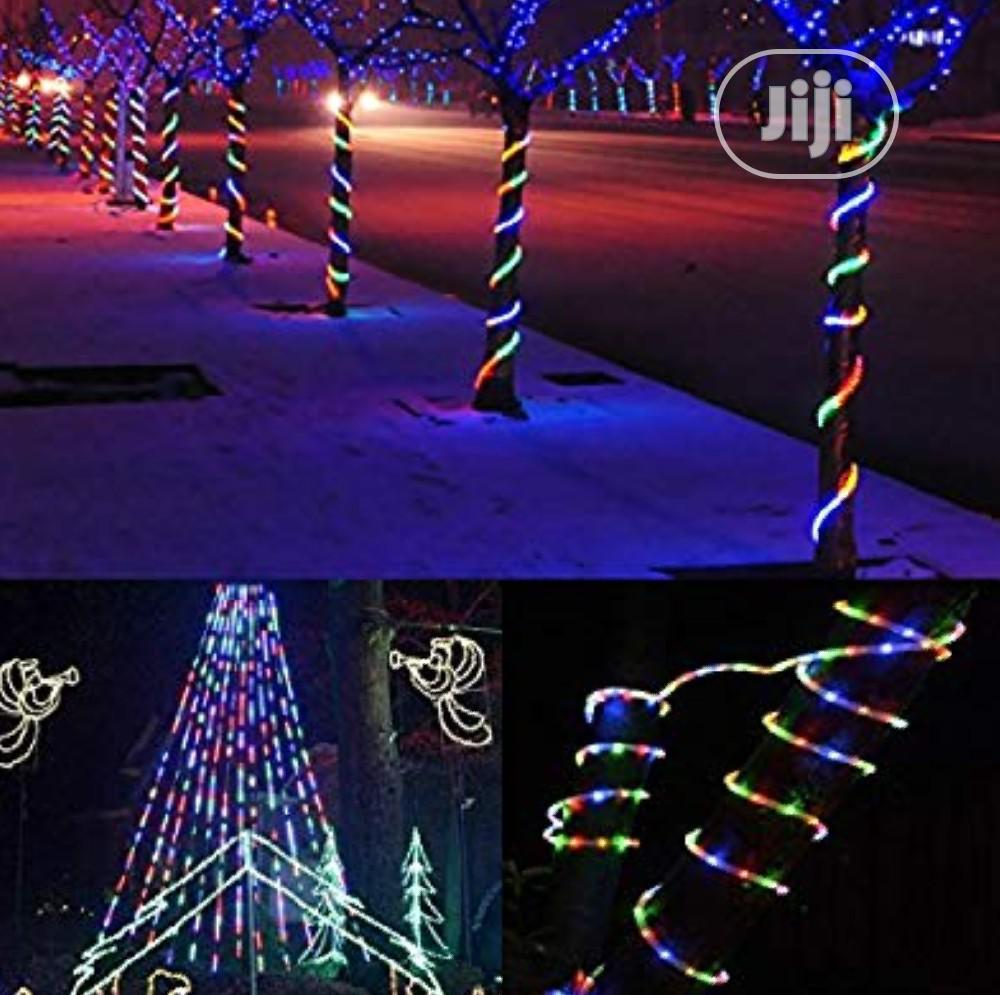 Archive: 10m Rope Light Party Festival Lighting Decoration