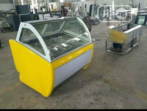 High Quality Ice Cream Display Machine 12plates | Store Equipment for sale in Lagos State, Gbagada
