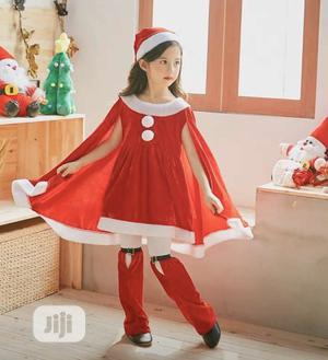Christmas Girls Dress | Children's Clothing for sale in Lagos State, Amuwo-Odofin