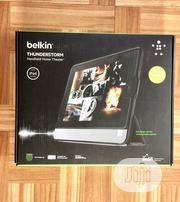 Belkin Thurnderstorm Home Theater Speaker System For iPad 1 2 3 | Audio & Music Equipment for sale in Lagos State, Lekki Phase 2