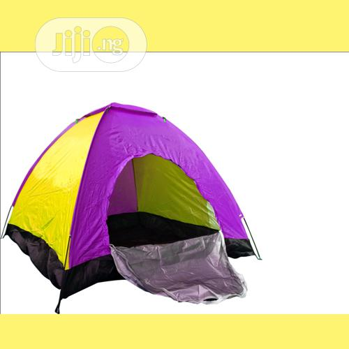 Portable, Durable Camping Tent