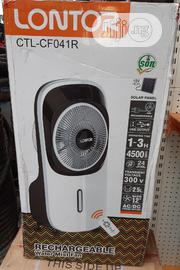 Lontor Air Cooler Rechargeable Fan   Home Appliances for sale in Lagos State, Ojo