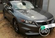 Honda Accord Coupe 2.4 EX 2009 Gray | Cars for sale in Abuja (FCT) State, Nyanya