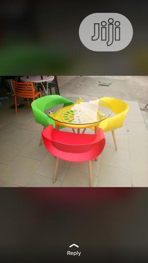 Dinning/Restaurant Table With 3 Chairs   Furniture for sale in Lagos State, Ojo