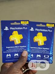 Sony Playstation Plus 1 Year Membership Subscription Card | Video Games for sale in Abuja (FCT) State, Jabi