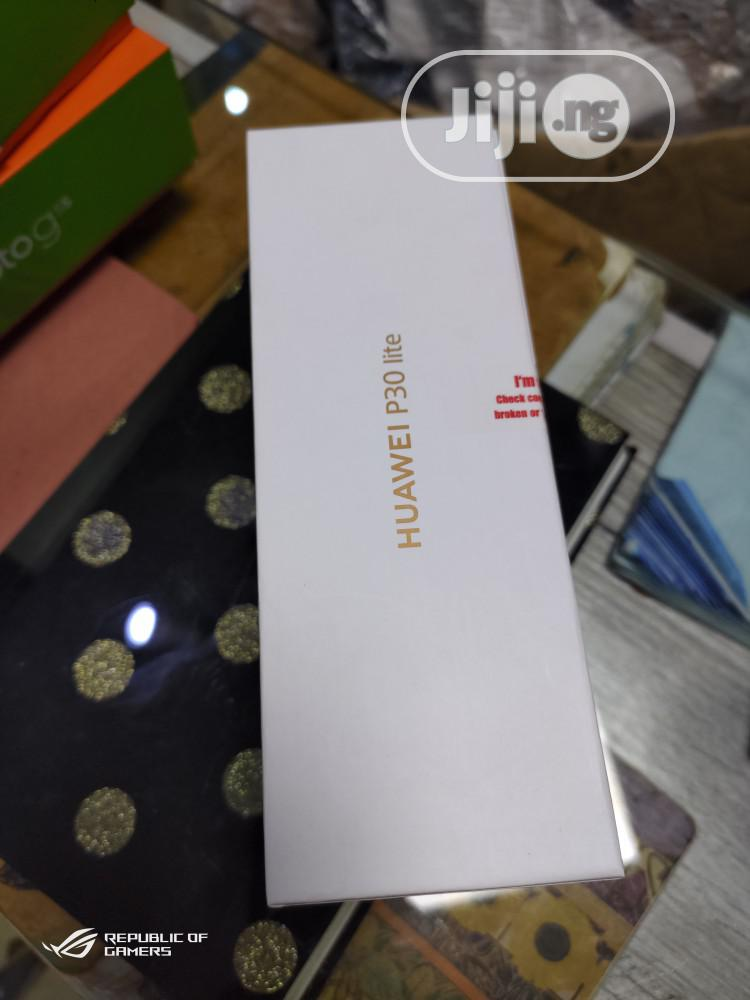 New Huawei P30 Lite 128 GB Black | Mobile Phones for sale in Ikeja, Lagos State, Nigeria