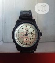 Designer Ferrari Black Wristwatch | Watches for sale in Lagos State, Victoria Island