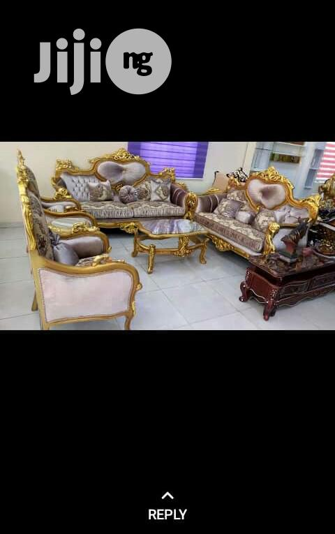 Quality Royal Sofa Chair | Furniture for sale in Maitama, Abuja (FCT) State, Nigeria