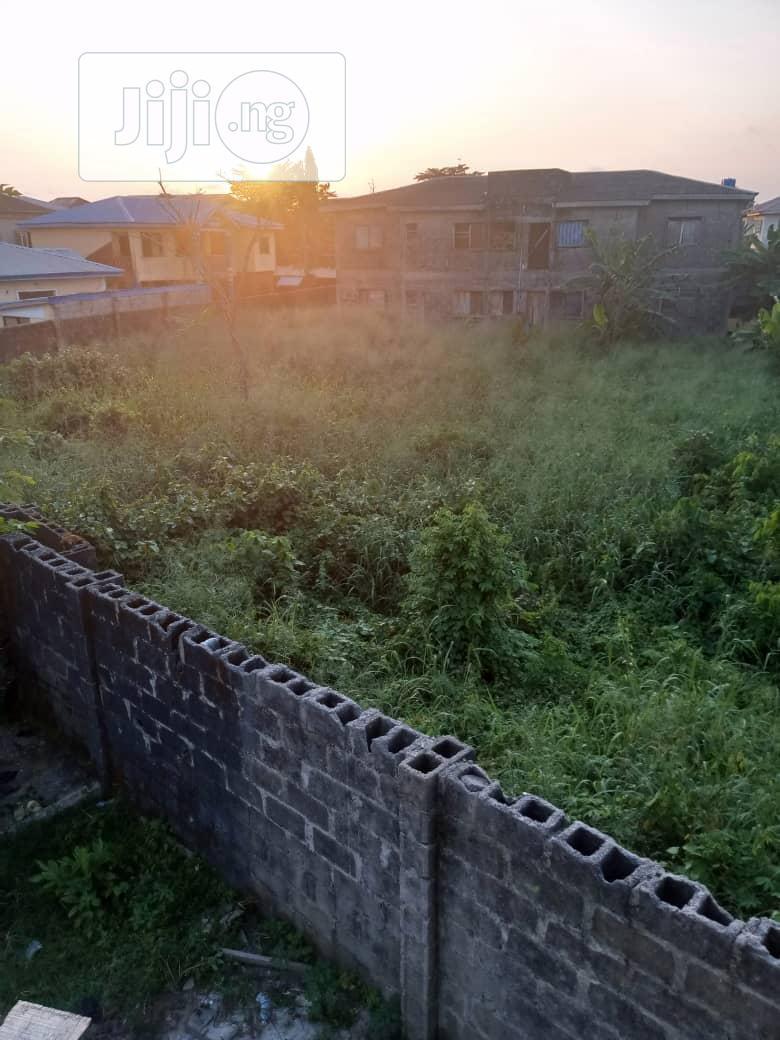 2 Plot Of Land At The Back Of Shop Rite Monastery Road Sangotedo Ajah