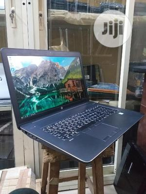 Laptop HP ZBook 17 G3 16GB Intel Core i7 SSHD (Hybrid) 1.5T | Laptops & Computers for sale in Lagos State, Ikeja