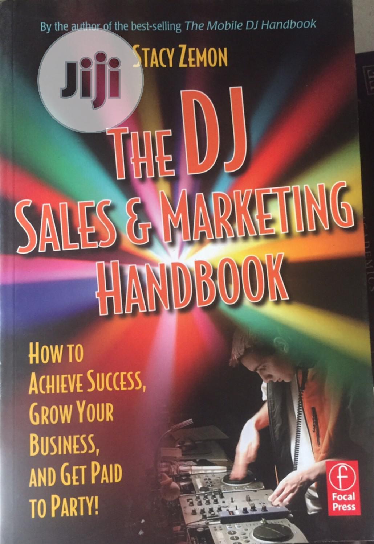 The DJ Sales and Marketing Handbook