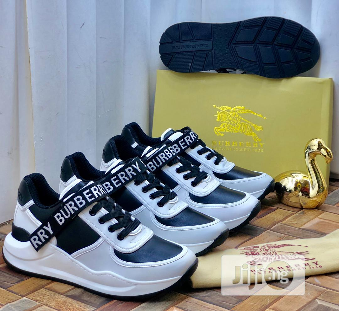 Burberry Latest Sneakers