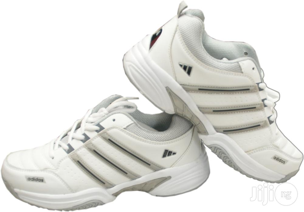 Adidas Tennis Canvas