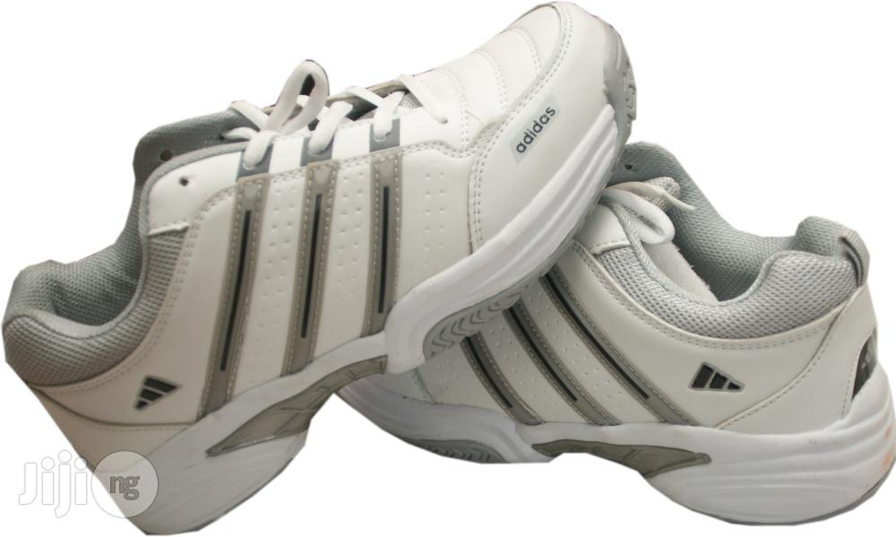 Adidas Tennis Canvas | Shoes for sale in Ikeja, Lagos State, Nigeria