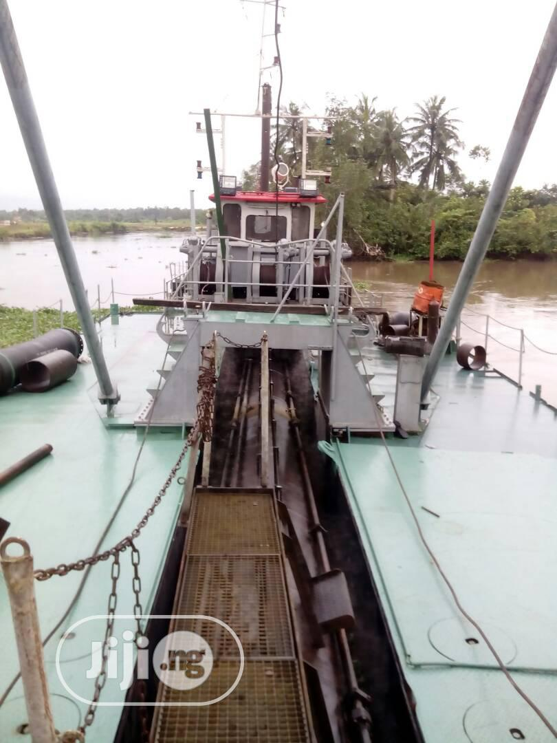 Cutter Suction Dredger 22/20 | Watercraft & Boats for sale in Port-Harcourt, Rivers State, Nigeria