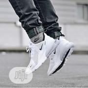 Nike Air Max 270 White.   Shoes for sale in Lagos State, Lagos Island