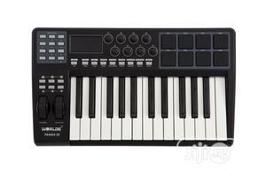 2 Octave Midi. PORTABLE MIDI 25KEYS | Audio & Music Equipment for sale in Lagos State, Ojo