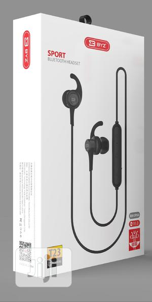Byz Bluetooth Headphones | Headphones for sale in Lagos State, Ikeja