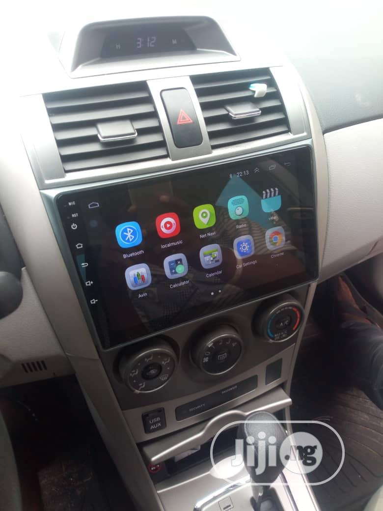 08/010 Corolla Android Screen | Vehicle Parts & Accessories for sale in Mushin, Lagos State, Nigeria