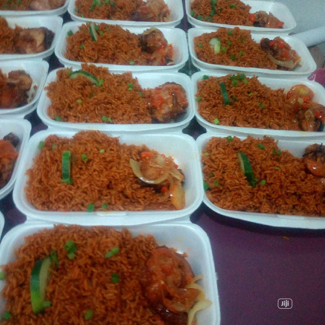 Archive: Catering Services