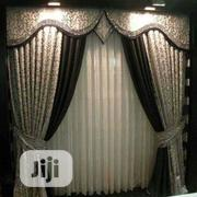 Turkey Curtains With Board Design | Home Accessories for sale in Lagos State, Lagos Island