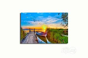 Horizon 1pcs Canvas Wall Art | Home Accessories for sale in Lagos State, Agege