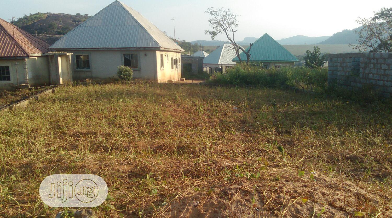 Lovelly Residential PłOt of Land at Ushafa Along Bwari Road