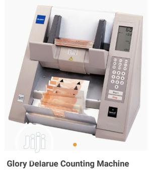Brand New Glory Note Counting Machine { Heavy Duty) | Store Equipment for sale in Lagos State, Yaba