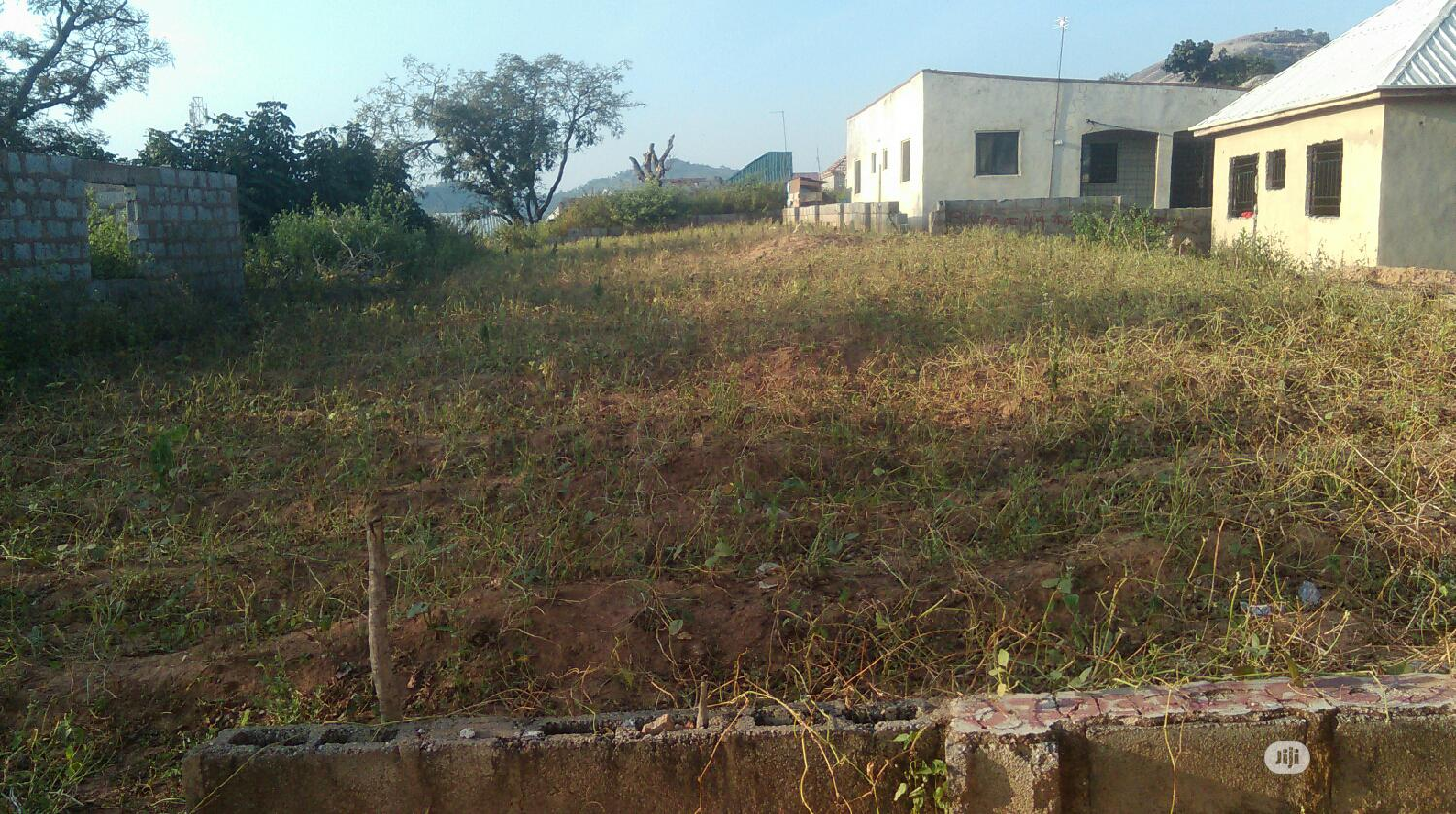 Lovelly Residential PłOt of Land at Ushafa Along Bwari Road | Land & Plots For Sale for sale in Bwari, Abuja (FCT) State, Nigeria