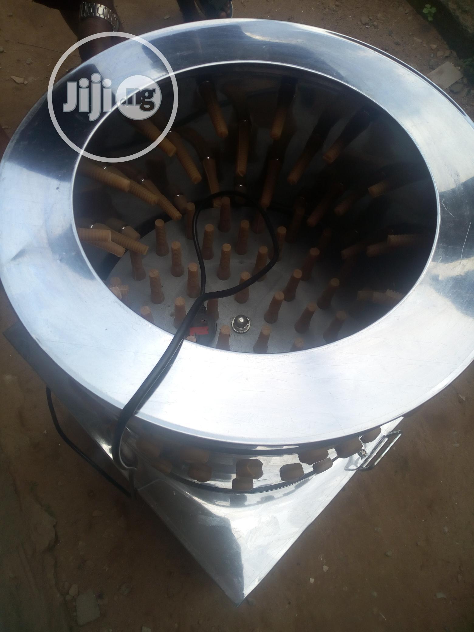 Chicken Pluger Machine   Farm Machinery & Equipment for sale in Ojo, Lagos State, Nigeria