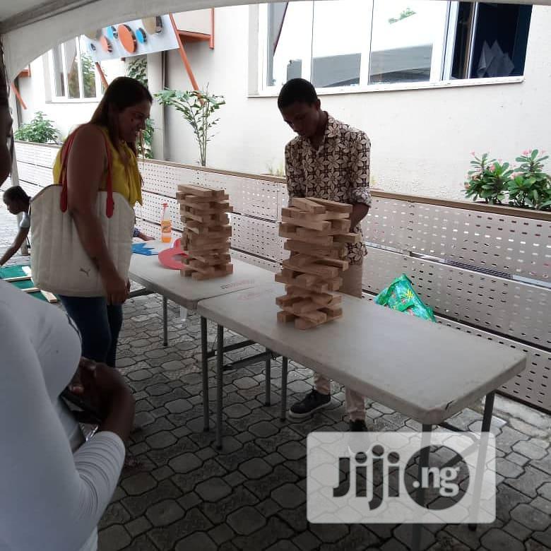 Jenga Game For Rent