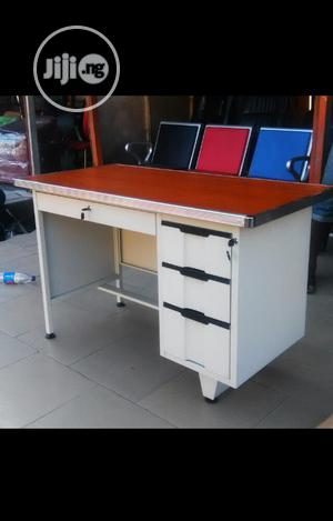 Office Metal Table | Furniture for sale in Lagos State, Ojo