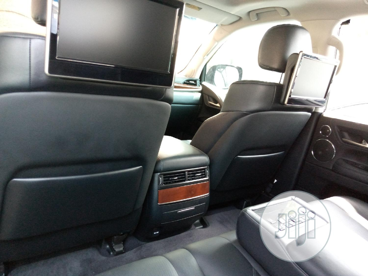 Lexus LX 570 2016 Black | Cars for sale in Central Business Dis, Abuja (FCT) State, Nigeria