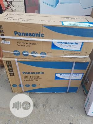Brand New 1.5HP Panasonic Air Conditioner 100% Copper Coil   Home Appliances for sale in Lagos State, Ojo