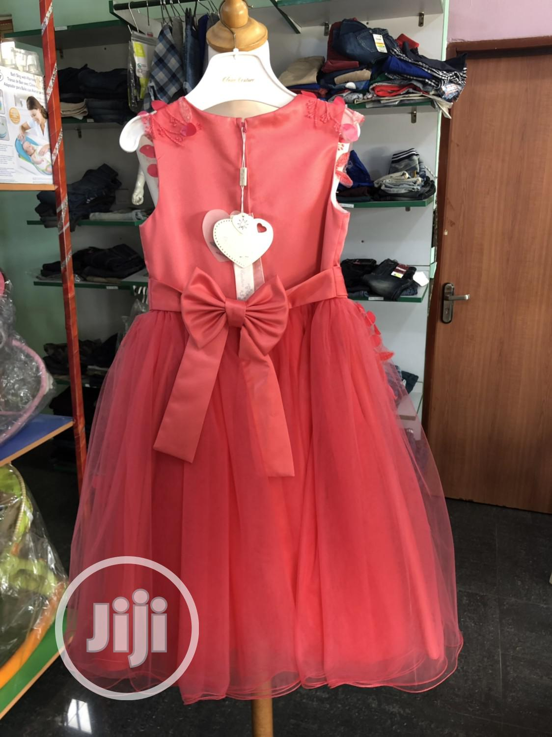 Claire Couture Girl'S Dress. 11/12 Yrs   Children's Clothing for sale in Alimosho, Lagos State, Nigeria